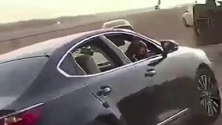 #x202b;مركب بنات يعززون له وصار له حادث ومات !!#x202c;lrm;