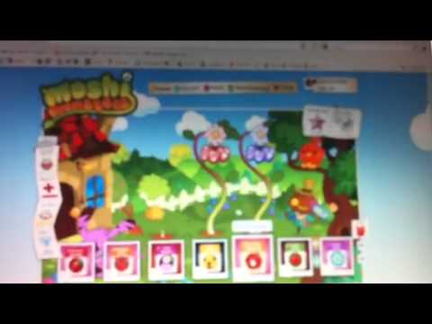 How to get Roxy, Moshi Monsters
