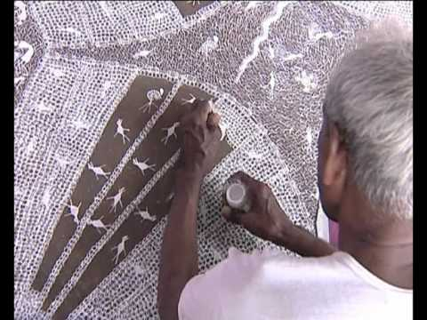 Warli Painting | Tribal Art | Warli Art (Hindi)