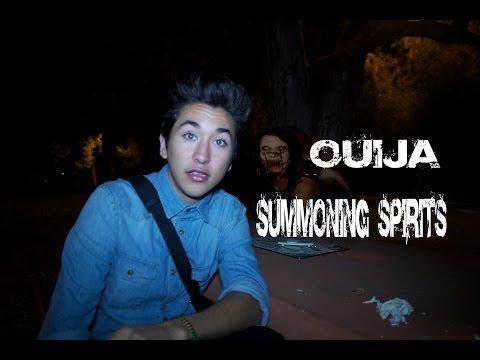 The Ouija Board: Summoning Spirits
