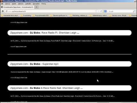 wyszukiwarka mp3 [Search engine mp3]