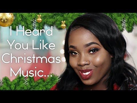 My Fun Christmas Music Playlist (2017)