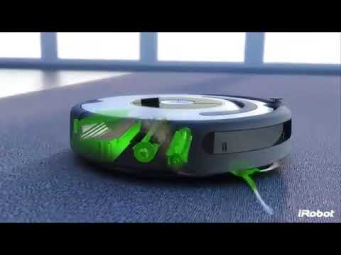 iRobot Roomba 650 Automatic Vacuum Cleaner