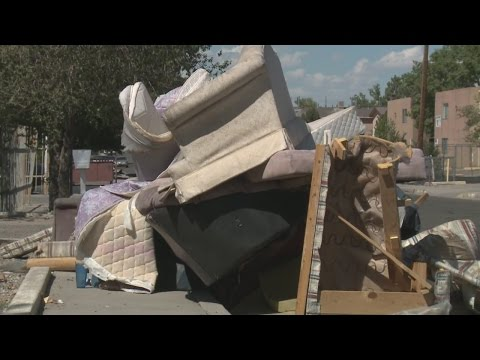 Neighbors: kids playing on bed-bug infested mattresses