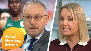 Do Transgender Athletes Have an Advantage in Female Sporting Events? | Good Morning Britain