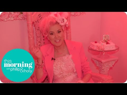 I've Spent Over £1 Million on My Pink Obsession! | This Morning