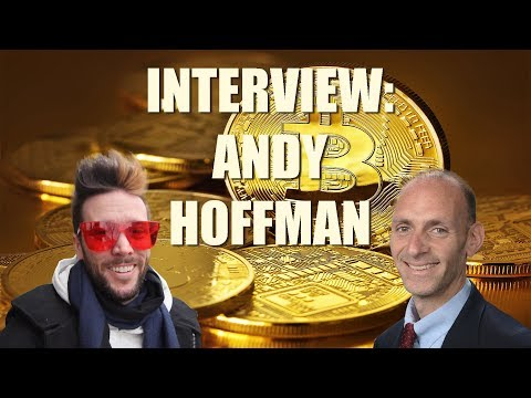 Bitcoin Replacing Precious Metals? Interview with Andy Hoffman