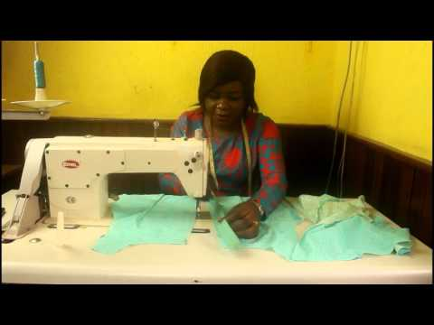 HOW TO SEW A BLOUSE
