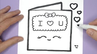 Valentine S Day Cute Drawing Tutorial Videos 9tube Tv