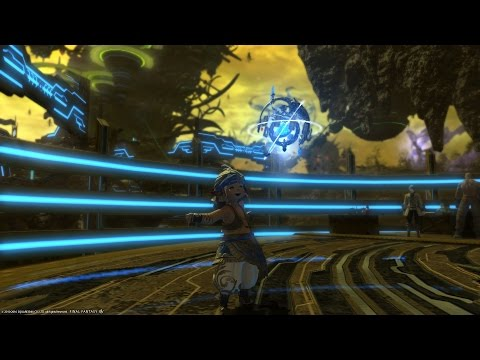 Future Proof LvL60 FFXIV Patch 3.45 Anima Relic Weapon Quest