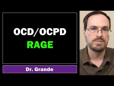 OCD - OCPD Rage, Anger, & Frustration | Is the Anger Different?