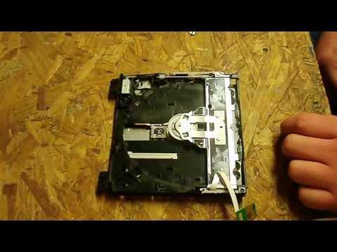 Nintendo Wii laser replacement tutorial. Wii disc read error fix