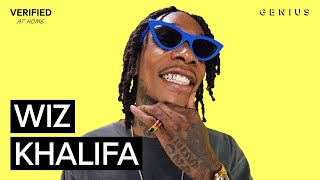 "Wiz Khalifa ""Contact"" Official Lyrics & Meaning | Verified"