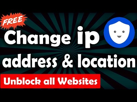 How to Change ip address & ip location | Unblock all Websites | Betternet vpn for Pc - One Click TV