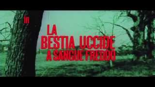 Slaughter Hotel (La Bestia Uccide a Sangue Freddo) - Opening credits