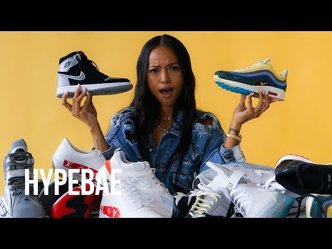 Karrueche Tran Rates the Sneakers You Love and Hate