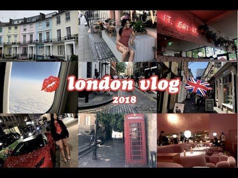 london vlog 2018 !!!