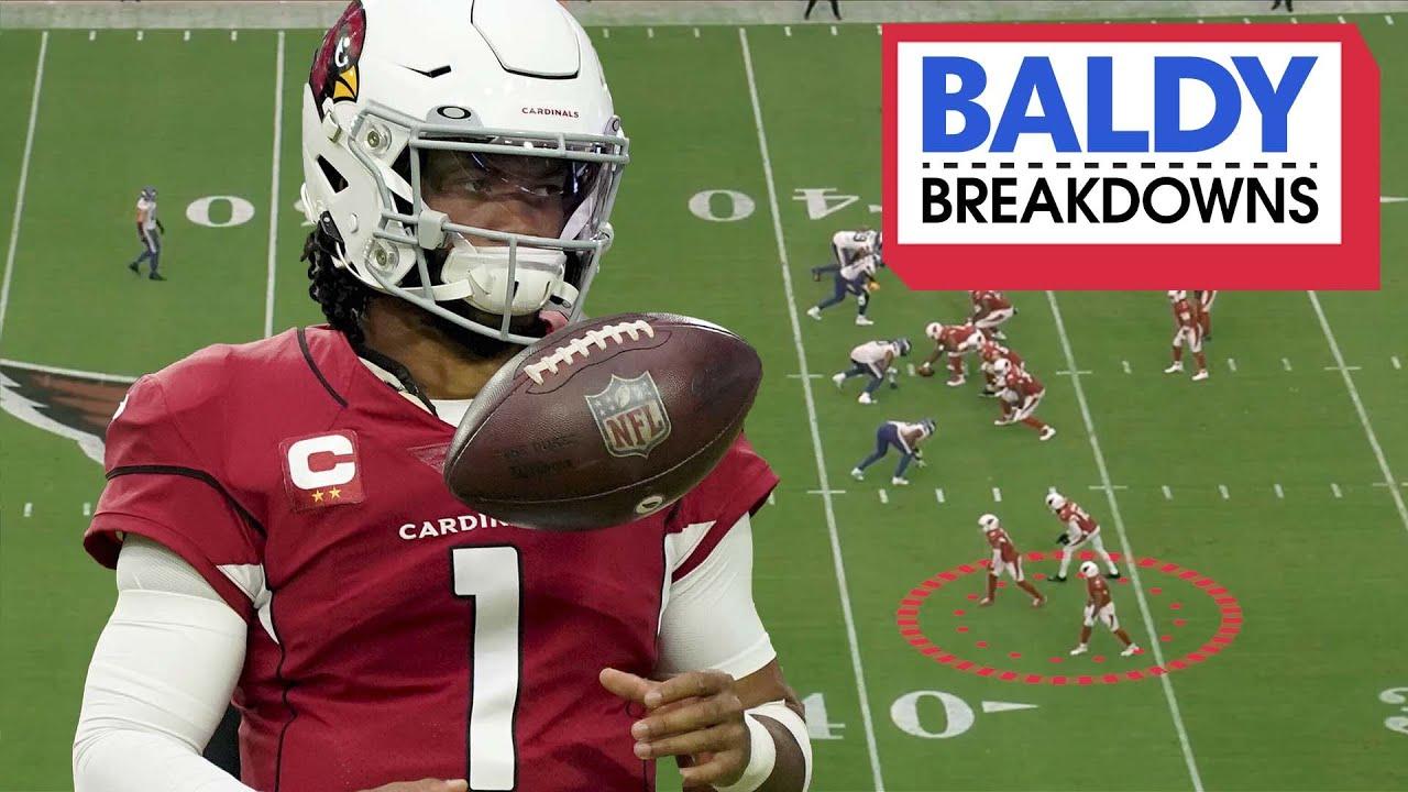 Breaking Down Kyler Murray's GREAT Game vs. Minnesota Vikings | Baldy Breakdowns