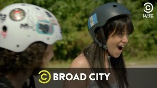 Un tinder natural - Broad City