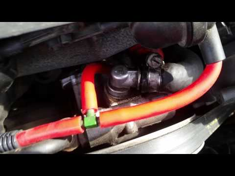 Power Steering Whine Audi A4 B6 3.0