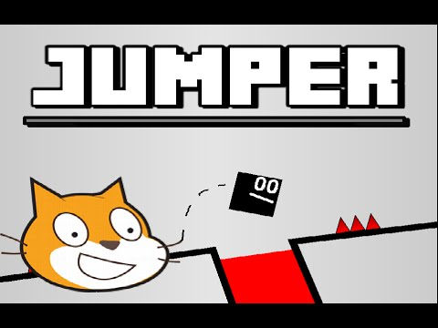 Jumper (Platformer) On Scratch Made By Depicklator