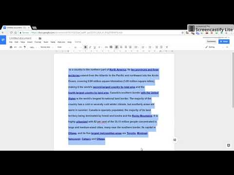how to change font in google docs