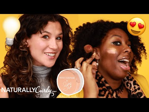 We Tried Jackie Aina's Highlighters! 🙋🏾💄