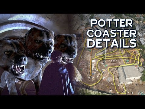Track Layout and Details Revealed for Harry Potter Coaster at Universal Orlando - ParksNews