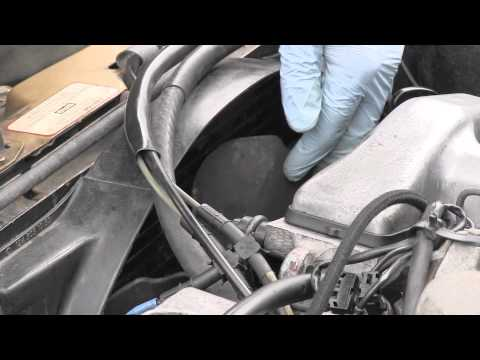 Mercedes How To Safely Check Cooling Fan Clutch