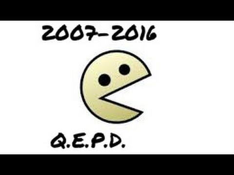 Despedida a Emoji Pacman. Q.E.P.D.