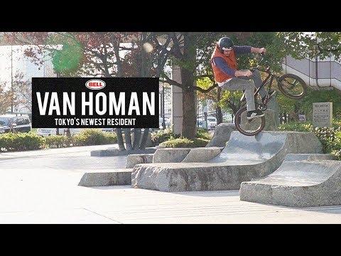 Van Homan: Tokyo's Newest Resident