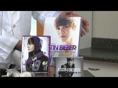 Will It Blend? - Justin Bieber