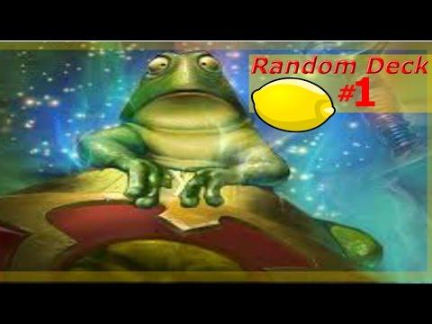 Hearthstone Random deck | #2 WELL....