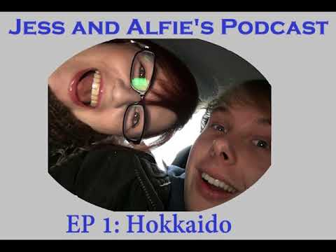 The Alfie and Jess podcast EP 1 Milk Village