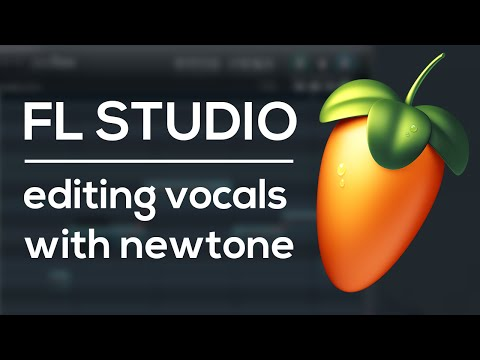 How to Edit and Correct Vocals in FL Studio with Newtone