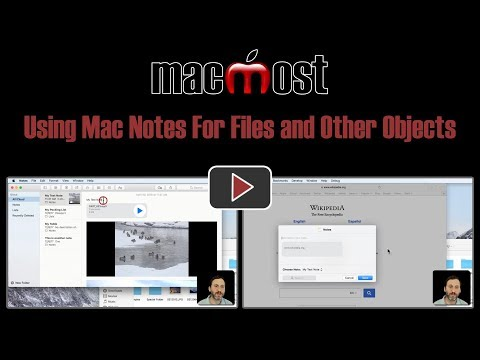 Using Mac Notes For Files and Other Objects (#1652)