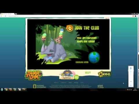 Free Animal Jam Membership Codes 2012 - Get Free Animal Jam Gems [Free Animal Jam Codes]