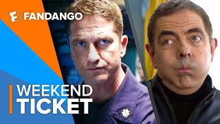 In Theaters Now: Hunter Killer, Johnny English Strikes Again   Weekend Ticket