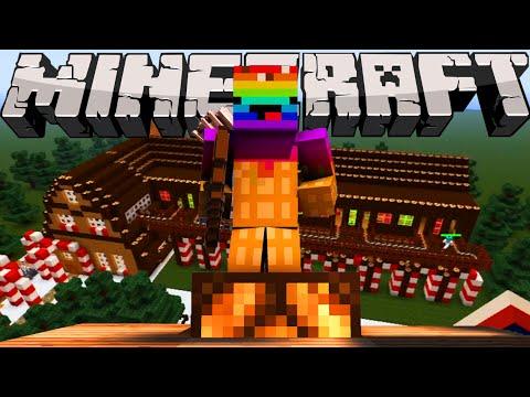 SANTA'S WORKSHOP!!! | WINTER WONDERLAND ►► SUPER BUILD ◄◄ Minecraft PlayStation 3