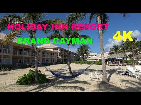 Holiday Inn Resort - Grand Cayman 4K Sept 2017