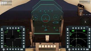 ARMA 3 - MFD Targeting Pod Control with ITC mod - PakVim net