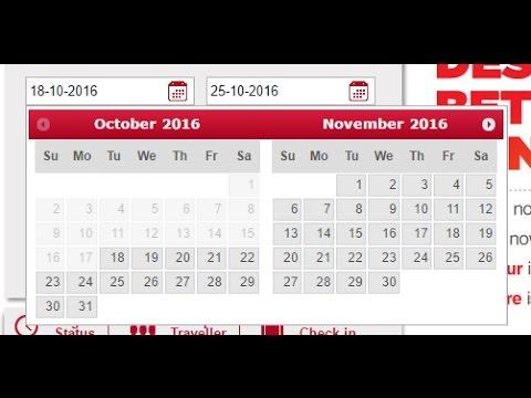 How to Handle Date Picker in Selenium Model-2