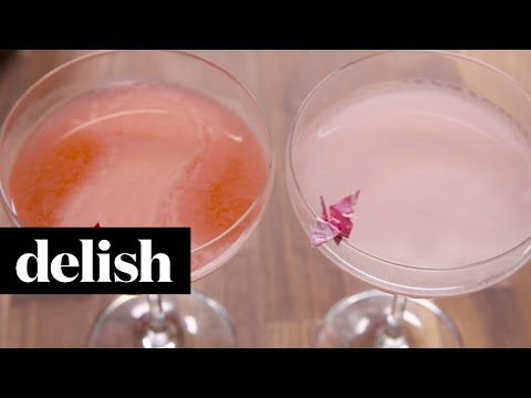 How To Make Starburst Cosmos | Delish