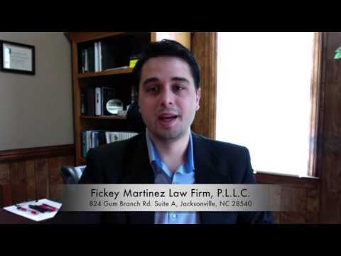 Immigration Attorney   Jacksonville NC   What is the I-864?
