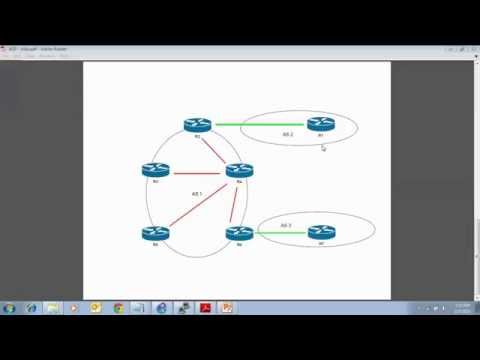 Cisco Network CCNP BGP - Router ID