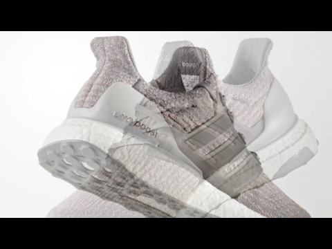 Adidas Gives the UltraBOOST 3.0 a Pink and Grey Update