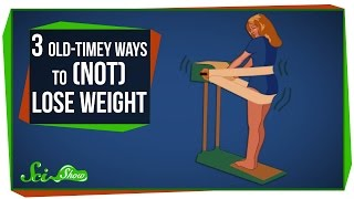 3 Terrible Old-Timey Ways to (Not) Lose Weight