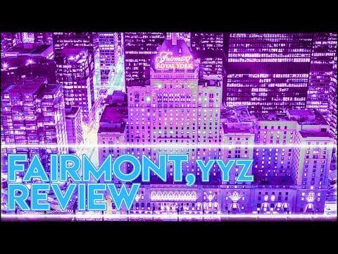 Fairmont Royal York Review - Toronto, Canada