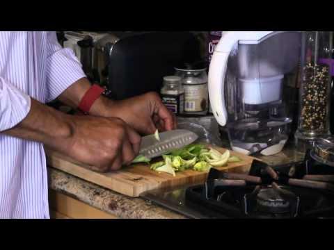 Baby Bok Choy & White Bean Soup Recipe