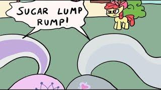 [MLP Comic Dub] Bump Bump! (comedy)